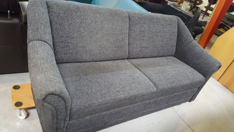 graue Couch