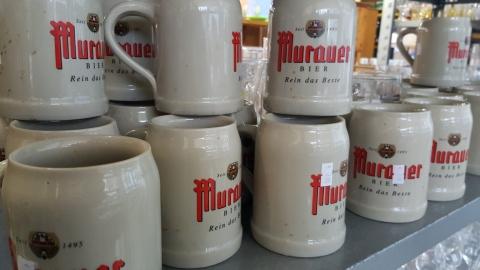 Krug, Bierkrug, Tonkrug, Murauer