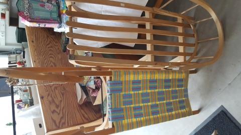 Schlitten, Holzschlitten, Kindersitz, Holz,