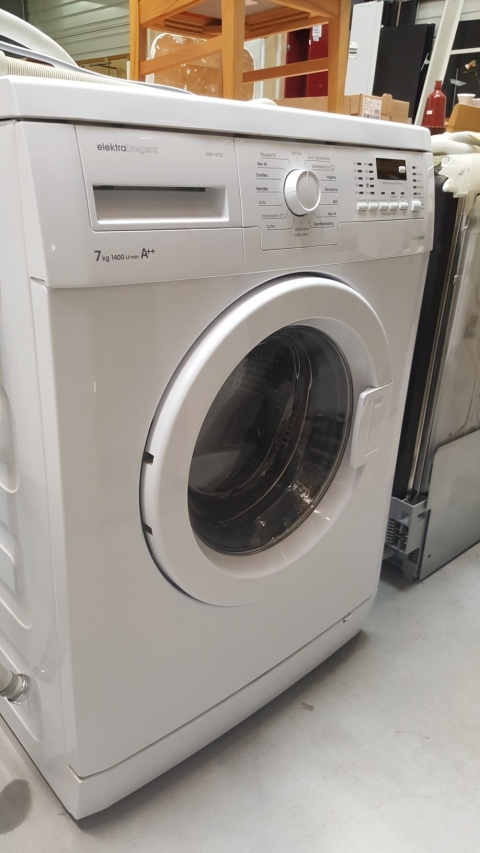Waschmaschine, weiss, Elektra, Bregenz,