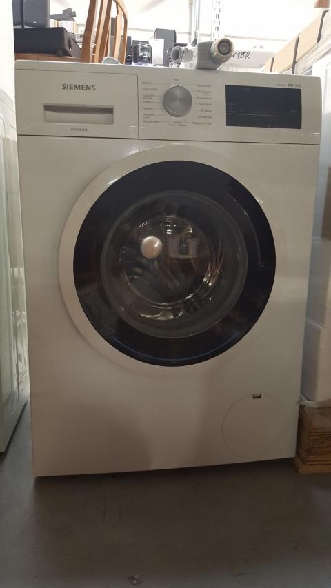 Waschmaschine, weiss, Siemens,
