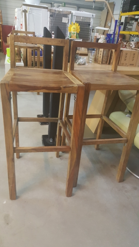 Sessel, Holzsessel, Natur,